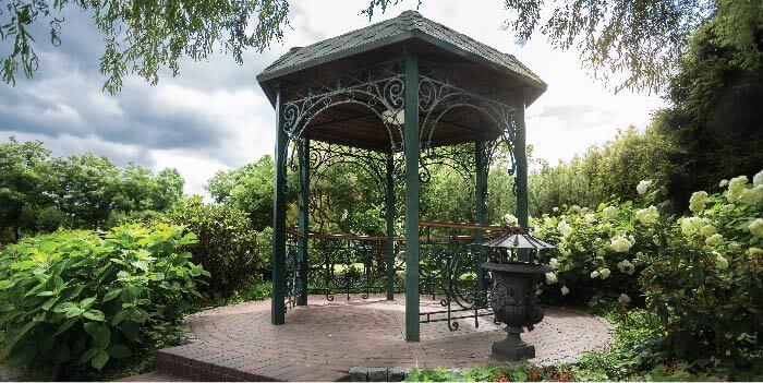 Oxy Pavilion