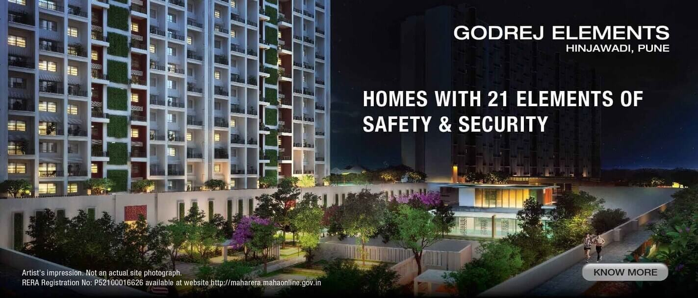 Godrej Elements, Pune