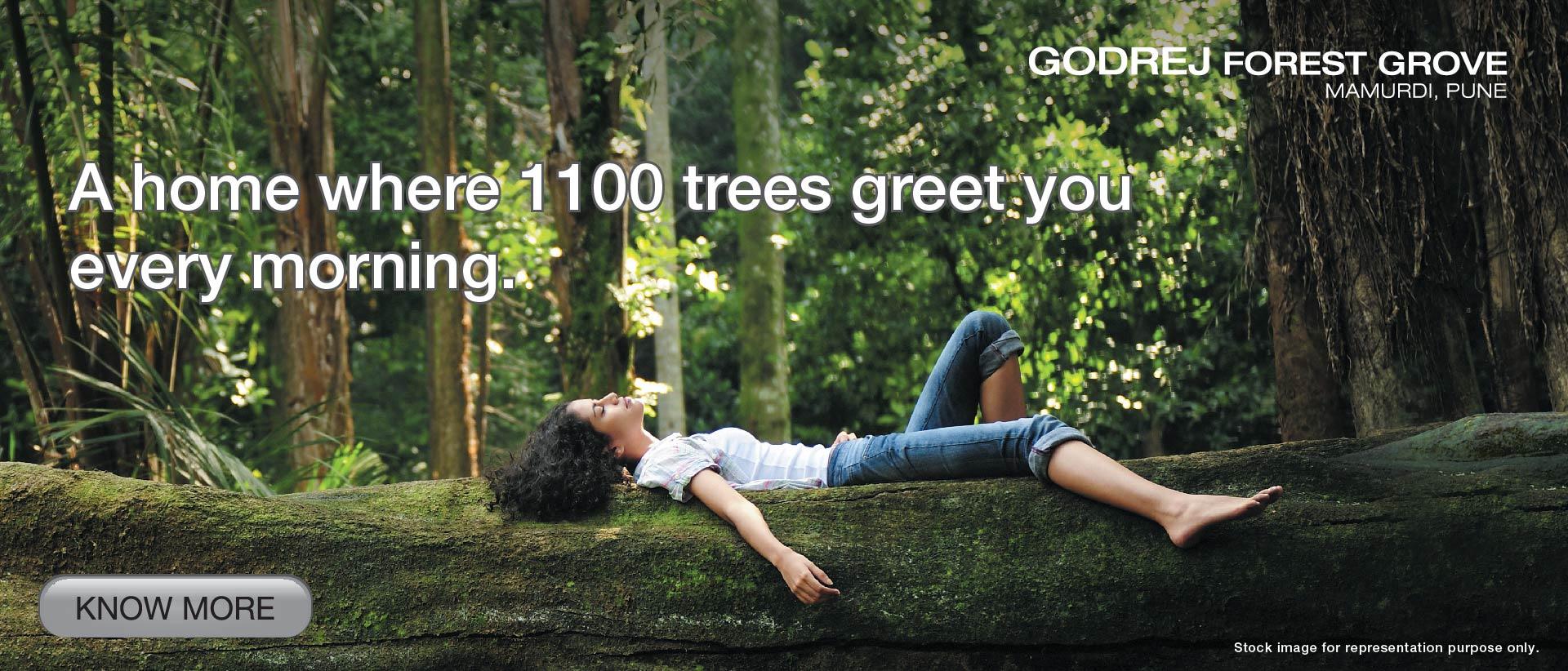 Godrej Forest Grove, Pune
