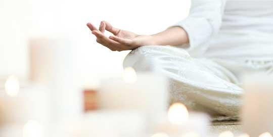 Yoga & Meditation Area